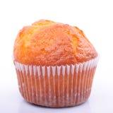 Muffin getrennt Lizenzfreie Stockfotos