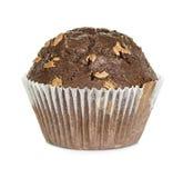Muffin getrennt auf Weiß stockbild