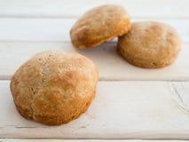 Muffin ingleses imagem de stock royalty free
