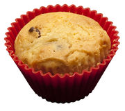 Muffin isolated Royalty Free Stock Photography