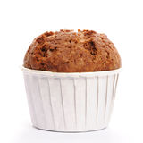 Muffin isolated on white Royalty Free Stock Photo