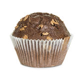 Muffin isolated on white Stock Image