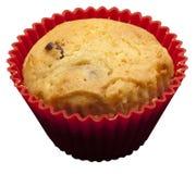Muffin isolato Fotografia Stock Libera da Diritti