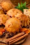 Muffin med kryddor Royaltyfri Fotografi