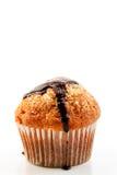 Muffin mit flüssiger Schokolade Stockfotos