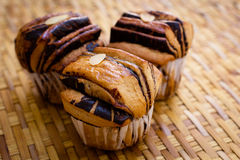 Muffin muffin Royaltyfri Foto