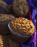 Muffin 2. Muffins at the farmers market in Rochester Michigan royalty free stock images