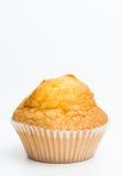 Muffin oder Magdalena stockfoto