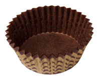 Muffin paper Royalty Free Stock Photo
