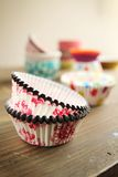 Muffin paper Royalty Free Stock Image