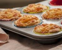 Muffin saporito fotografia stock