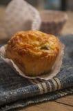 Muffin saporito fotografia stock libera da diritti