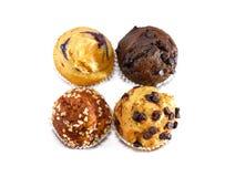 Muffin-Serie 01 stockbilder