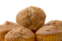 Muffin stack Stock Photos