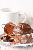 Muffin. Royalty Free Stock Photos