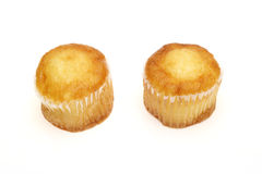 Muffin in a white background Stock Photo
