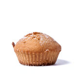 Muffin on a white background. Tasty muffin Royalty Free Stock Photos