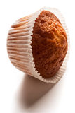 Muffin on white Royalty Free Stock Photo