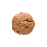 Muffinbäckerei auf einem Weiß Stockfotos