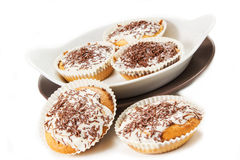 Muffincakes Royalty-vrije Stock Foto