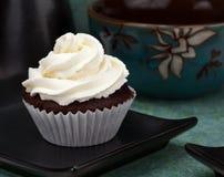 muffinefterrätt Royaltyfri Foto