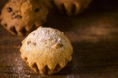 Muffiner royaltyfria bilder