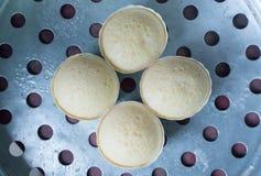 muffiner fyra Royaltyfri Bild