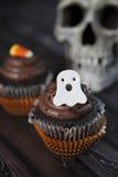 muffiner halloween Arkivbilder