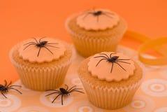 muffiner halloween royaltyfria bilder