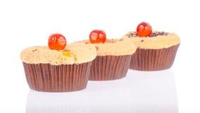 Muffinkuchen Lizenzfreie Stockbilder