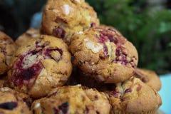 Muffinnahaufnahme Lizenzfreie Stockbilder