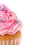 muffinpink Royaltyfria Bilder