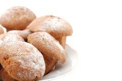 muffinplatta Arkivfoton