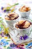 muffinplommoner Arkivfoton