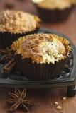 muffins πικάντικα Στοκ εικόνα με δικαίωμα ελεύθερης χρήσης