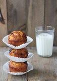 Muffins της Apple Στοκ Φωτογραφίες