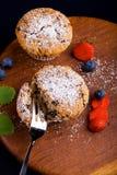 Muffins 1 Stock Image