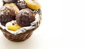 Muffins stockfotos
