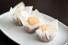 muffins Στοκ Εικόνες