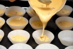 Muffins Lizenzfreie Stockfotos