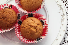 Muffins. Stock Photography