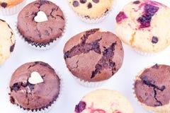 Muffins Stock Image
