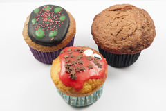 Muffins Royalty-vrije Stock Afbeelding