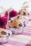 Muffins Stock Foto