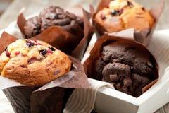 Muffins Στοκ φωτογραφία με δικαίωμα ελεύθερης χρήσης