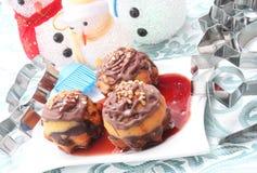 Muffins Fotografia Stock
