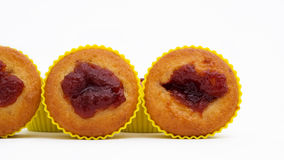 Muffins Obrazy Royalty Free