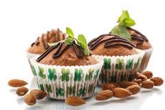 Muffins Stock Afbeeldingen
