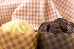 Muffins Royalty-vrije Stock Foto