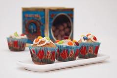 Muffins Lizenzfreie Stockfotografie